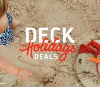 Deck The Holidays Deals