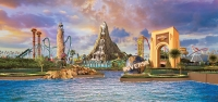 Universal's 3-Park Vacation Package