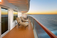 Free Upgrades from Cunard