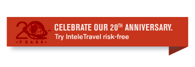 Enroll now and try Inteletravel risk-free for 30 days