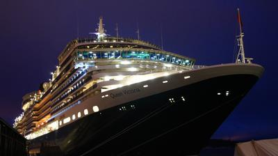 Grand Voyages with Cunard