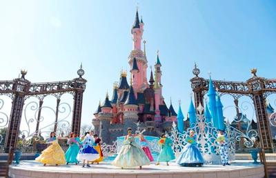 25% Off Disney Tickets with Thomas Cook