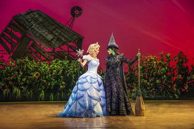 London Theater Direct -<br>Free Dinner with Wicked!