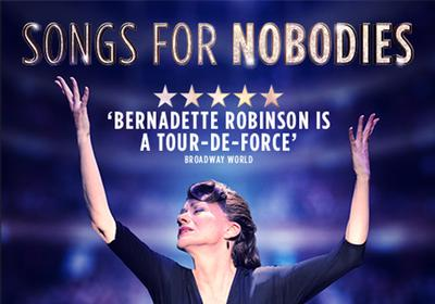 London Theater Direct - Songs For Nobodies