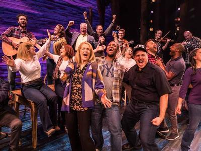 Come from away - dinner and a show<br>London Theatre Direct
