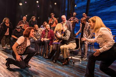 London Theatre Direct -<br>Free Dinner with Come from away!