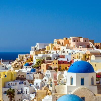 the perfect day in santorini - shore excursions group