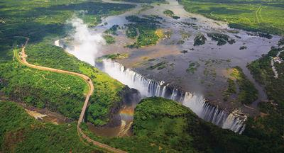 major travel - victoria falls