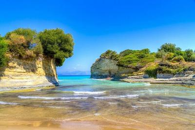 olympic holidays - corfu, greece
