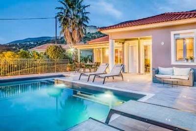 james villa holidays - free car hire