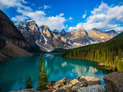 tour western canada by rail with cosmos