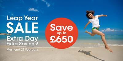 Red Sea holidays leap year sale