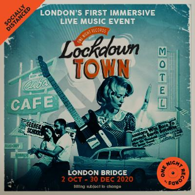 <em>lockdown town</em> - a unique experience