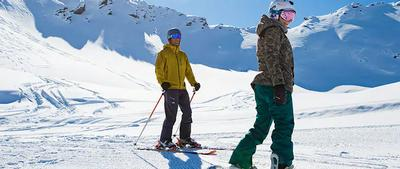 2-for-1 lift passes with TUI Crystal Ski!