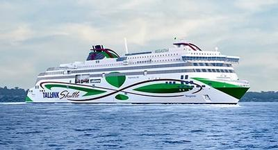 direct ferries - save crossing the baltic sea