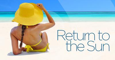olympic holidays - Return to the sun