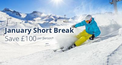 Inghams january short breaks sale