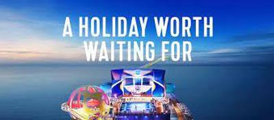 a holiday worth waiting for - royal caribbean