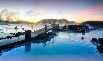 iceland + blue lagoon with trafalgar tours