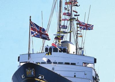 Shearings - Royal Yacht Britannia – 5 days from £329