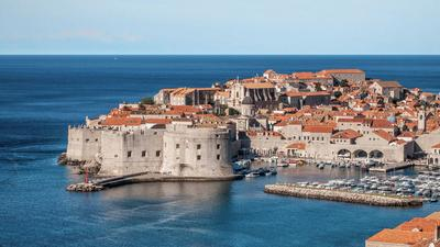 contiki - croatia island sail