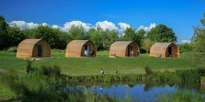 Somerset Lodges & Pods from not in the guidebooks