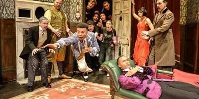The play that goes wrong - LOndon theatre direct