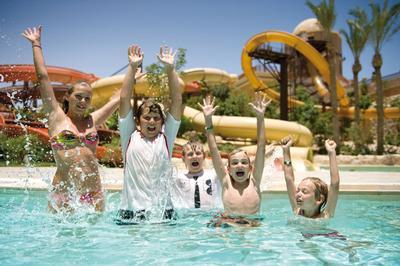 Award-winning family fun - red sea holidays