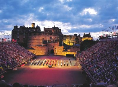Escorted Tours and Coach Holidays to UK - leger
