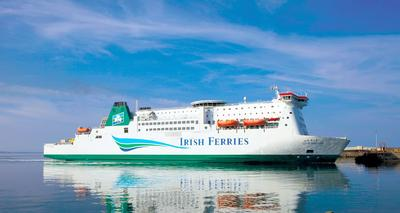 Cross the Channel with direct ferries
