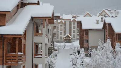 ST IVAN RILSKI SPA RESORT - tui crystal ski